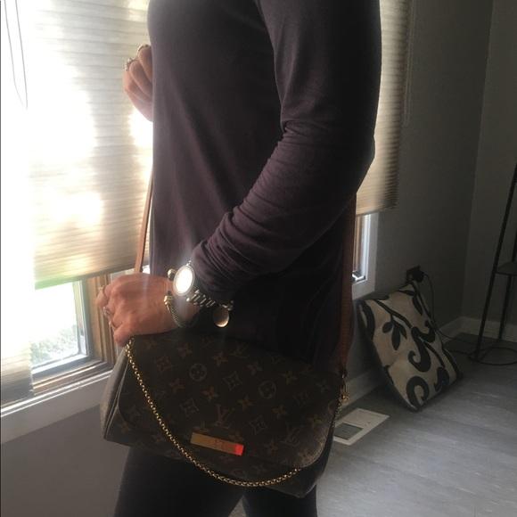 790e8161f75 Louis Vuitton Handbags - Louis Vuitton favorite mm